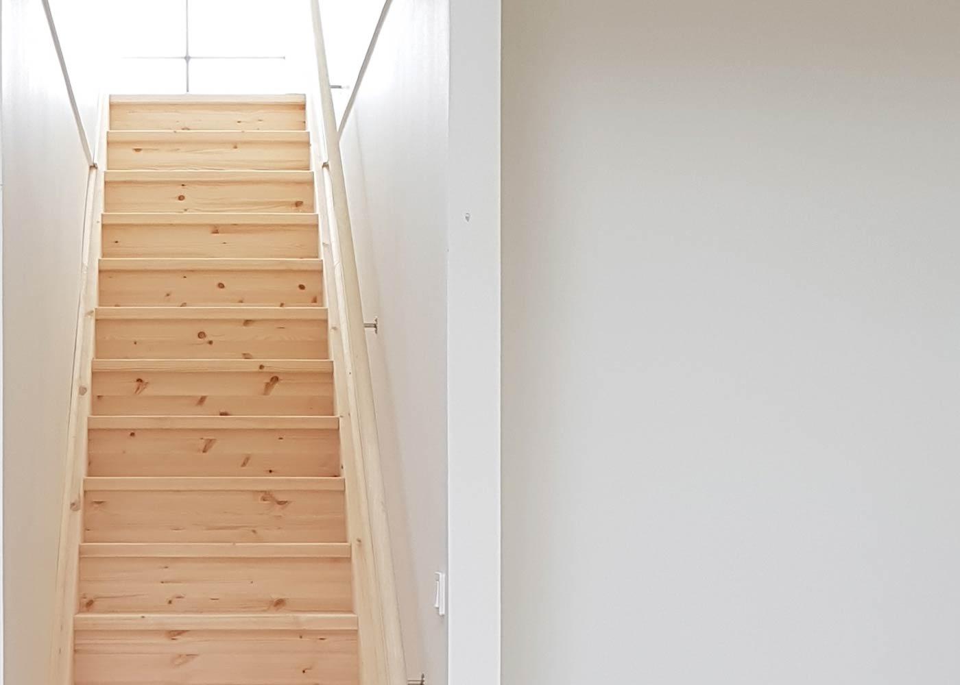 raktrappa -trapptillverkaren trappor