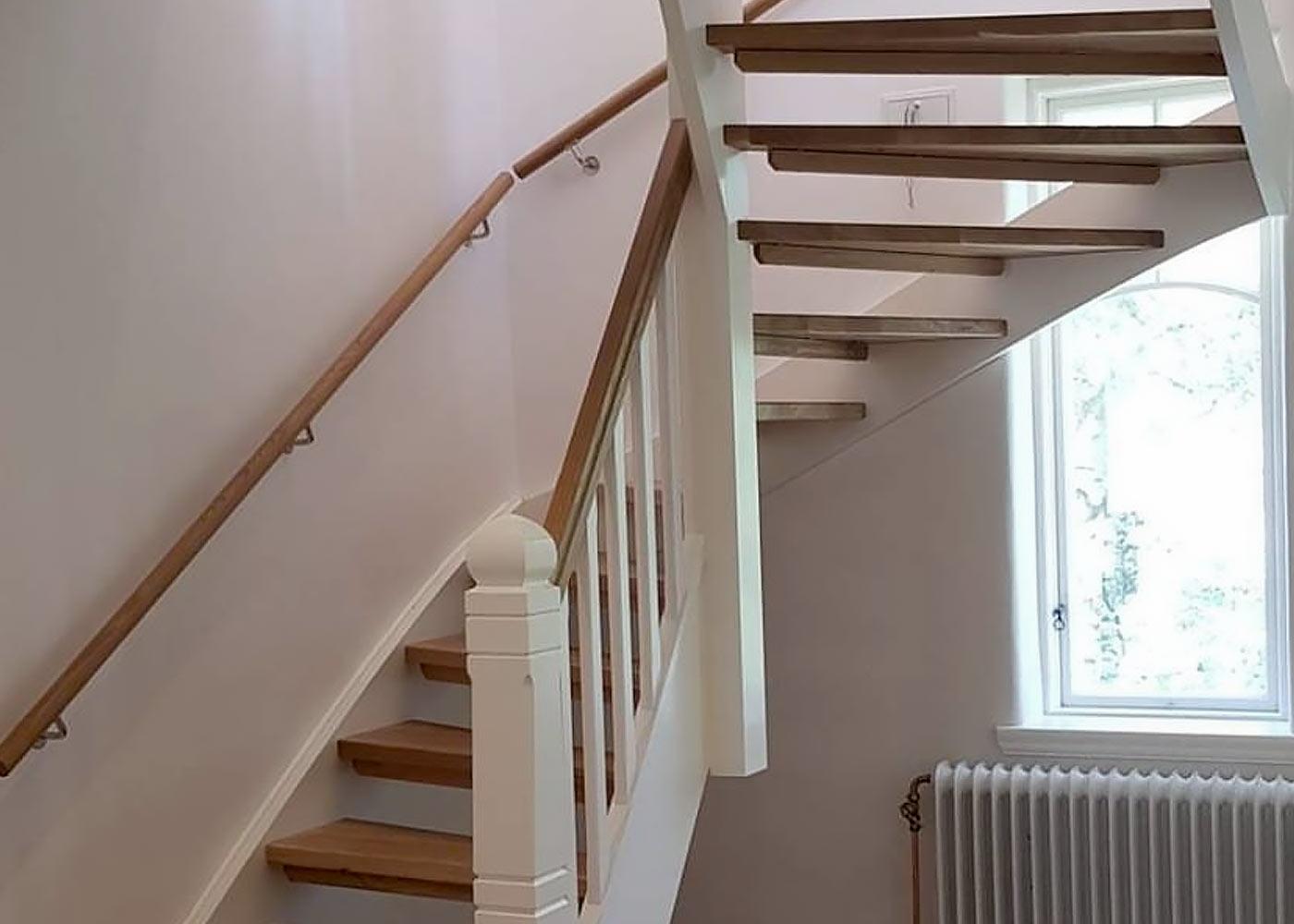 u-trappa -trapptillverkaren trappor