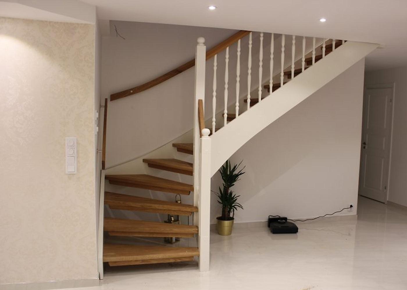 L-trappa -trapptillverkaren trappor